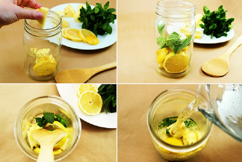 Nước detox dứa vừa thanh mát, dễ uống, lại còn giảm cân lành mạnh.