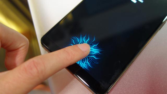 Samsung Galaxy S10 có thể có cảm biến vân tay dưới màn hình