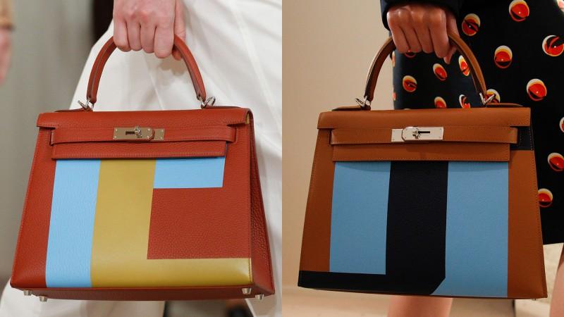 Ai sẽ là người sở hữu đủ bộ túi Kellygraphie II của Hermès?