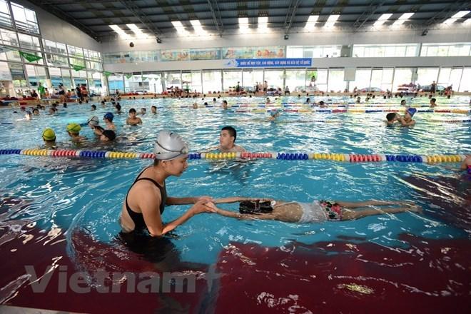 Luật Thể dục Thể thao: Ưu tiên phát triển môn bơi trong nhà trường