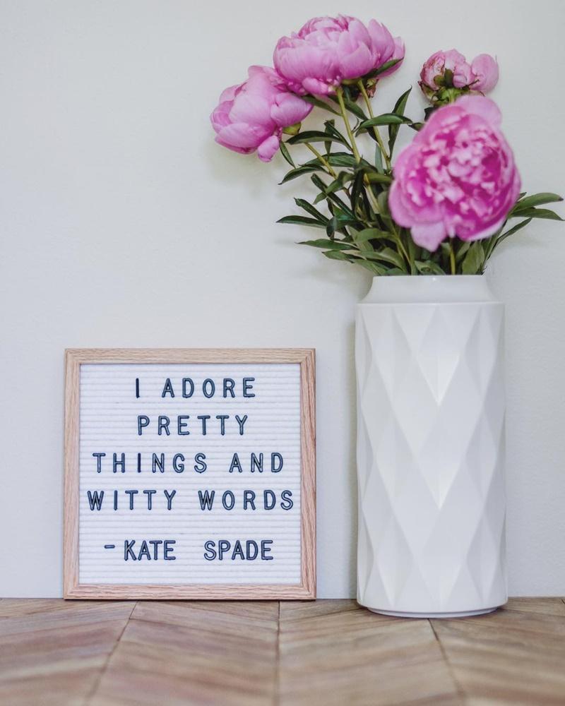"""""""Tôi yêu những thứ xinh xắn và những lời nói hóm hình"""""""