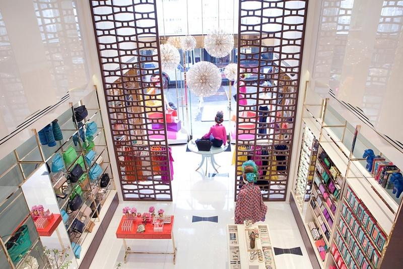 Cửa hàng kate spade new york tại New York.