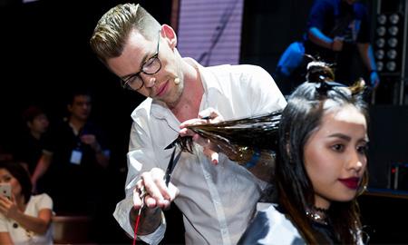 Thương hiệu kéo cắt tóc chuyên nghiệp hàng đầu thế giới Jaguar chính thức ra mắt tại Việt Nam