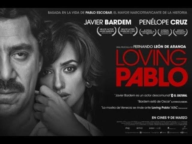 Loving Pablo: Cuộc đời 'kỳ ảo' của ông trùm ma túy lớn nhất lịch sử