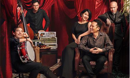 Ca sĩ Mỹ Linh và ban nhạc Anh Em mang những ca khúc thanh xuân trở lại với khán giả qua tour diễn xuyên Việt lần thứ 4