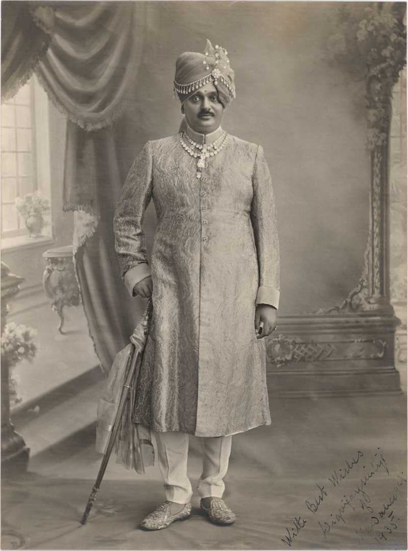 Thiết kế nguyên gốc vốn dĩ dành cho một vị hoàng tử Ấn Độ.
