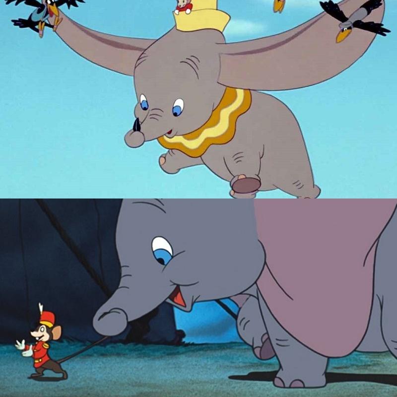 Dumbo phiên bản hoạt hình gốc năm 1941