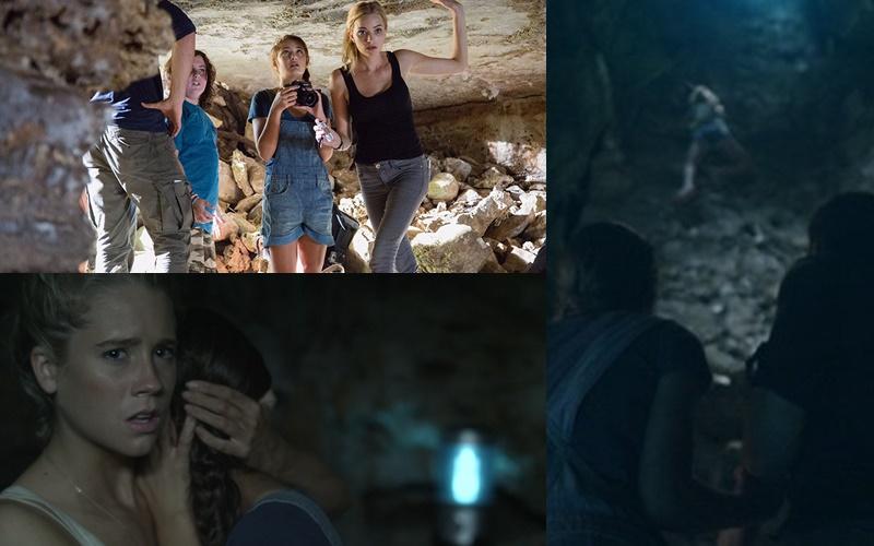 Một nhóm sinh viên quyết định đi tìm thầy và họ rơi vào hang động kỳ quái Câu chuyện giờ đây mới bắt đầu với nhiều bí ẩn và kịch tính đan xen...