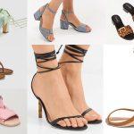 Bắt kịp xu hướng với 15 mẫu sandals cực hot có thể phối với nhiều trang phục