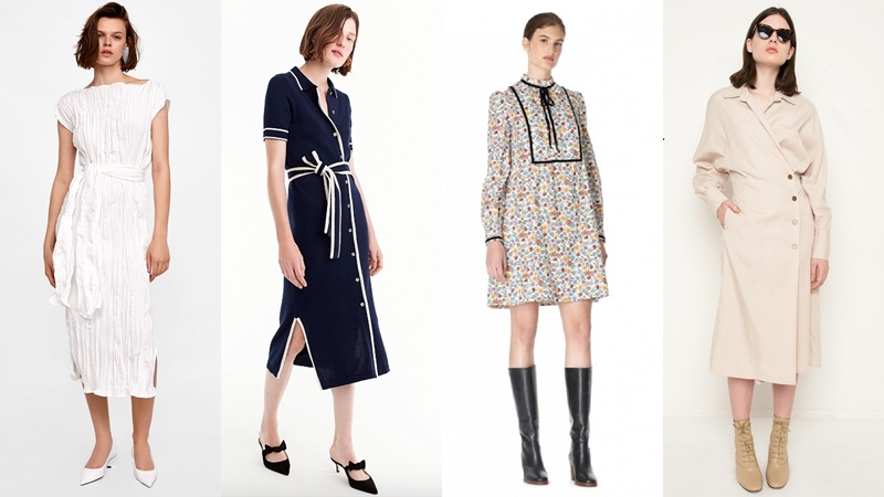 25 mẫu váy có thể mặc từ công sở đến thẳng buổi hẹn hò