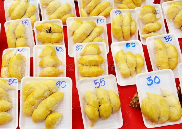 Thái Lan lên kế hoạch gửi trái sầu riêng lên không gian