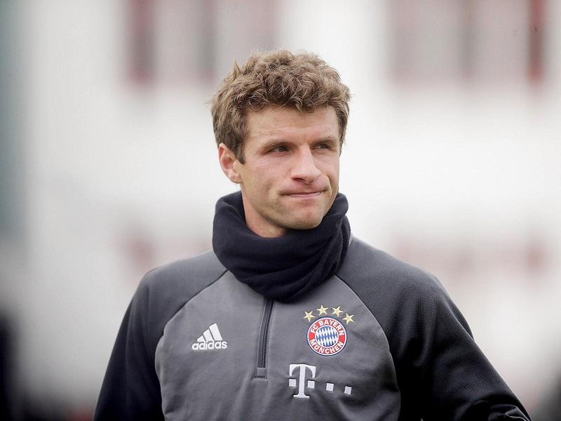 """Muller đã có tới 10 bàn thắng chỉ sau 2 kỳ World Cup. Trong số 10 bàn thắng của Muller chẳng có bàn nào là siêu phẩm cả nhưng đó là cả một nghệ thuật """"đánh hơi"""" bàn thắng mà các tiền đạo ao ước."""
