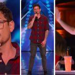 Vì sao ông bố 6 con Michael Ketterer khiến giám khảo America's Got Talent 2018 sử dụng Nút Vàng?