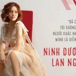 """Ninh Dương Lan Ngọc: """"Đã có lúc tôi không muốn người khác nhận ra mình là diễn viên"""""""