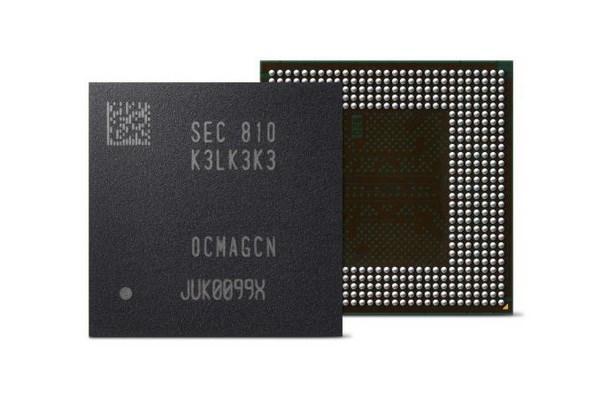 DRAM 8Gb mới của Samsung cho phép truyền tải trên 51 Gb mỗi giây