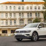 Mẫu xe 7 chỗ nhập khẩu từ Đức Tiguan Allspace đã tới tay người tiêu dùng Việt