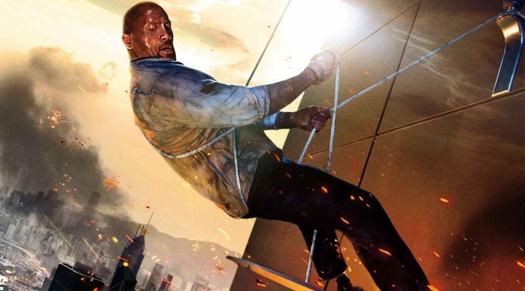 """Sự nghiệp Dwayne Johnson có dấu hiệu đi xuống với bộ phim """"Skyscraper""""."""