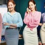 """Khám phá tủ đồ đẹp mê li của Park Min Young trong """"Cớ sao nghỉ việc vậy Kim?"""""""