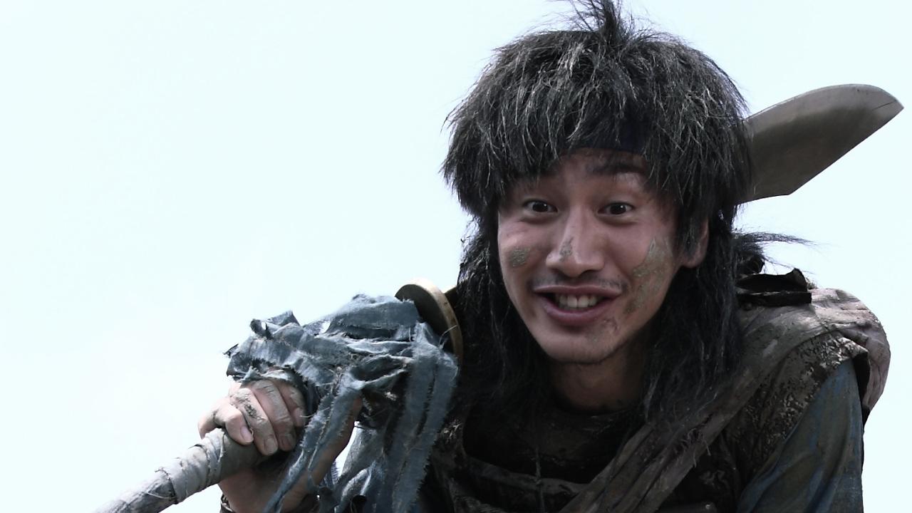 "Lee Kwang-soo trong ""Battlefield Heroes""."