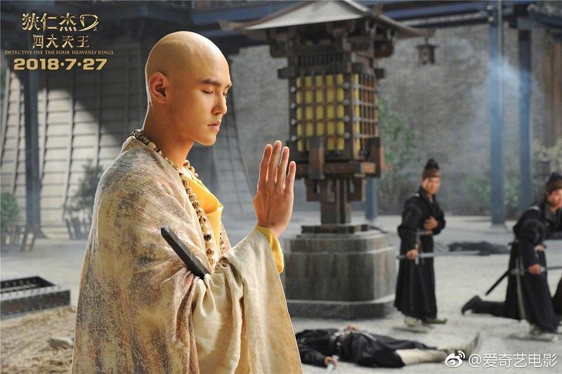 Nguyễn Kinh Thiên trong vai Viên Trắc.