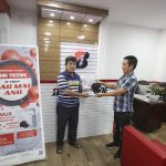Bridgestone cán mốc 50 trung tâm dịch vụ lốp xe du lịch tại Việt Nam