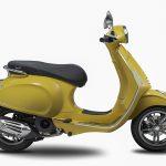 Piaggio bổ sung nhiều màu mới cho Primavera, Sprint, Liberty, Zip