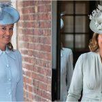 """Mẹ và em gái Công nương Kate Middleton """"rớt hạng"""" phong cách vì diện đồ sến và may ẩu"""