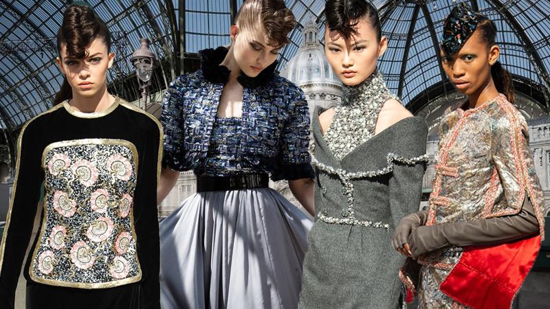 Chanel Haute Couture: Bức tranh Paris với đường nét Á Đông