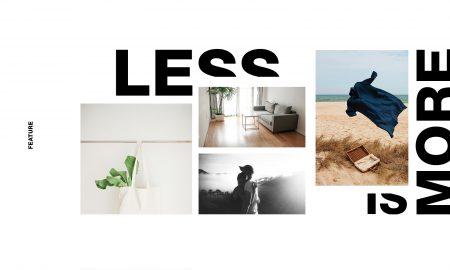 Less is More – Muốn ít đi để hạnh phúc nhiều hơn