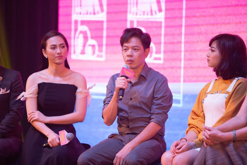 """Thái Hòa mất 24 tiếng đồng hồ để diễn cảnh tắm trong """"Chàng vợ của em"""""""