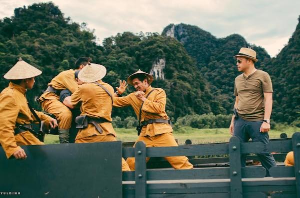 """Đạo diễn Victor Vũ: """"Người bất tử"""" là bộ phim vất vả nhất từng làm"""