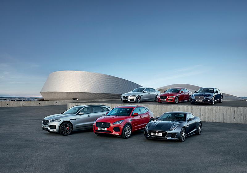 Jaguar và Land Rover khuyến mãi 110 triệu VND