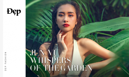 {Đẹp Fashion} Whispers Of The Garden ft. Jun Vũ