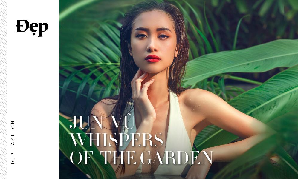{Đẹp Fashion} Whispers Of The Garden ft. Jun Vũ
