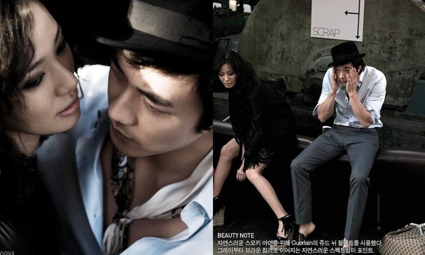 Yêu và cưới Son Tae Young, Kwon Sang Woo chấp nhận một mình chống lại cả thế giới.