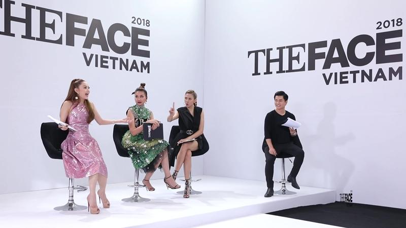 Minh Hằng (bìa trái) thể hiện sự quyết liệt trong cuộc chiến giành thí sinh.
