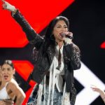 Nicole Scherzinger tự tay chuẩn bị sân khấu cho phần trình diễn của mình ở Cocofest 2018