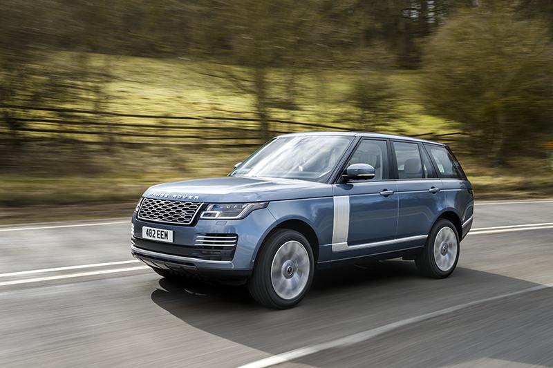 Range Rover 2019 hoàn toàn mới chính thức lộ diện