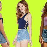 18 mẫu shorts denim dành cho những cô nàng yêu nắng hè