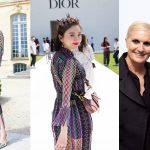 """""""Thảm họa điện ảnh"""" Cảnh Điềm tỏa sáng tại show couture Thu Đông 2018 của Dior"""