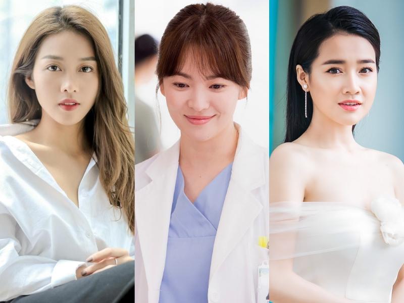 Nhã Phương và Khả Ngân: Ai thích hợp làm Song Hye Kyo của Việt Nam?