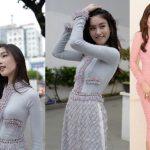 Hoa hậu chuyển giới Nong Poy duyên dáng trong các thiết kế của NTK Nguyễn Công Trí