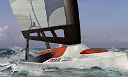 Chế tạo thuyền từ công nghệ 3D vượt Đại Tây Dương của Italy