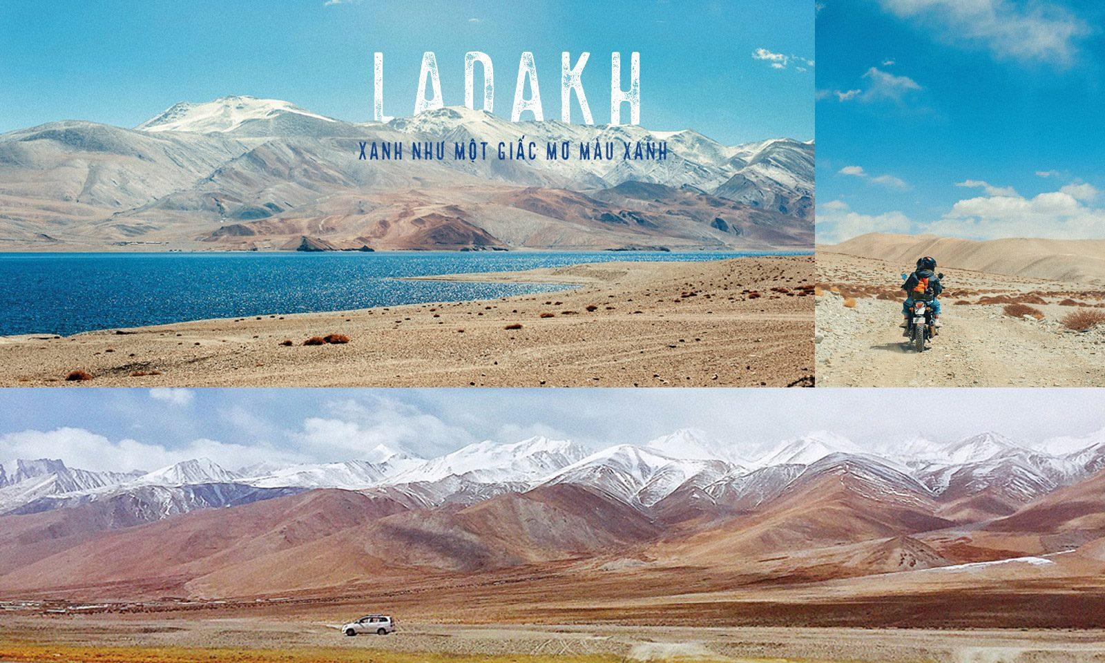Ladakh – Xanh như một giấc mơ màu xanh