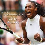 """Tay vợt Serena Williams: """"Gửi đến các bà mẹ, tôi đang chiến đấu vì các bạn!"""""""