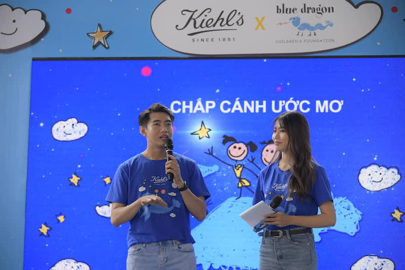 Đại sứ Quang Đăng chia sẻ về chiến dịch ý nghĩa của Kiehl's.