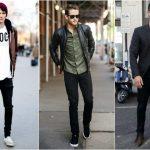"""1001 cách """"lên đồ"""" với quần jeans đen – món đồ """"ruột"""" trong tủ quần áo của đàn ông"""