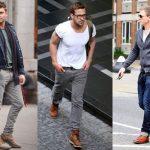 Phong cách casual cho nam giới: Đơn giản nhưng không nhàm chán
