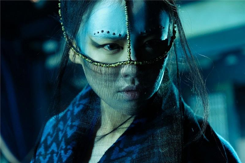 Mã Tư Thuần trong vai Thủy Nguyệt.