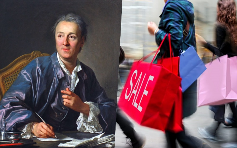 """""""Hiệu ứng Diderot"""": Bài học về việc chi tiêu đến từ một chiếc áo choàng đỏ"""